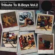Moar - Tribute To B-Boys Vol. 2
