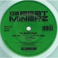 Da Beatminerz / Black Star (Mos Def & Talib Kweli) - Sumthin Remix / Another World Beatminerz Remix #2 (Clear Vinyl)