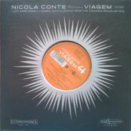 Nicola Conte Presents - Viagem Vol. 4 - Lost Rare Bossa & Samba Jazz Classics From The Swinging Brazilian '60s