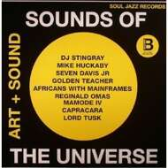 Various - Sounds Of The Universe - Art + Sound (Record B)