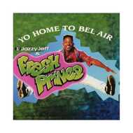 DJ Jazzy Jeff & The Fresh Prince - Yo Home To Bel Air / Parents Just Don't Understand (Green/Pink/Blue Vinyl)