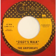 The Gripsweats - Ziggy's Walk / Alpha Dog
