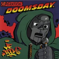 MF Doom - Operation: Doomsday (Black Vinyl) [FE Cover]