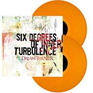 Dream Theater - Six Degrees Of Inner Turbulence (Orange vinyl)