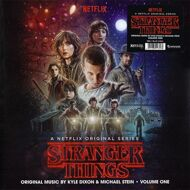 Kyle Dixon & Michael Stein - Stranger Things - Volume One (Soundtrack / O.S.T.) (Red & Blue Vinyl)