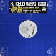 R. Kelly - Slow Wind / Burn It Up