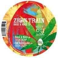 Zion Train - Raise A Voice EP