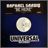 Raphael Saadiq - Be Here