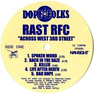 Rast RFC - Across West 3rd Street