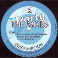 Raul De Chile - Party (The Mixes)