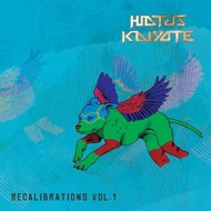 Hiatus Kaiyote - Recalibrations Vol. 1 (Black Vinyl)