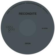 Recondite - DRGN / Wist 365
