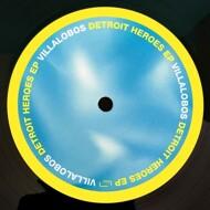 Ricardo Villalobos - Detroit Heroes EP