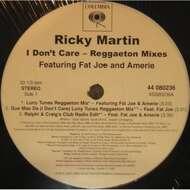 Ricky Martin - I Don't Care (Reggaeton Mixes)