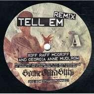 Riff Raff McGriff & Georgia Anne Muldrow - Tell Em (Remix) / Rhythms Of The Forest