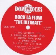 Rock La Flow - The Ultimate