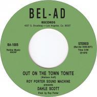 Roy Porter Sound Machine - Out On The Town Tonite / Givin' Me The Blues
