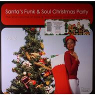 Various - Santa's Funk & Soul Christmas Party Vol. 2