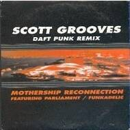 Scott Grooves - Mothership Reconnection