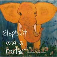 Ichiro Fujiya & Takeshi Kurihara - Elephant And A Barbar (2nd Edition Black Vinyl)