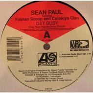 Sean Paul - Get Busy (Clap Your Hands Now Remix)