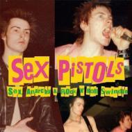Sex Pistols - Sex, Anarchy & Rock N' Roll Swindle (Black Vinyl)