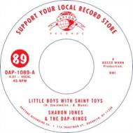 Sharon Jones & The Dap-Kings - Little Boys With Shiny Toys