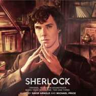 David Arnold & Michael Price - Sherlock - From Series 1,2 & 3 (Soundtrack / O.S.T.)
