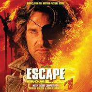 Shirley Walker & John Carpenter  - Escape From L.A. (Soundtrack / O.S.T.)