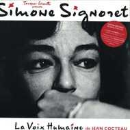 Simone Signoret - La Voix Humaine (de Jean Cocteau)