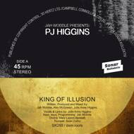 Jah Wobble presents PJ Higgins - King Of Illusion, Watch How You Walk Mash Up