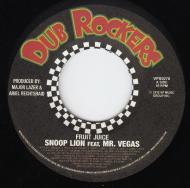 Snoop Lion (Snoop Dogg) - Fruit Juice / Smoke The Weed