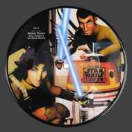 Kevin Kiner - Star Wars Rebels Theme (Picture Disc)