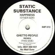 Static Substance - Happiness / Ghetto People (Remix)