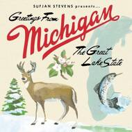 Sufjan Stevens - Greetings From Michigan
