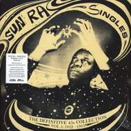 Sun Ra - Singles Volume 1: Definite 45s Collection 1952-1991