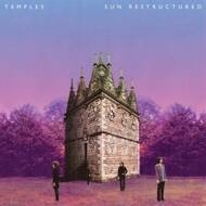 Temples - Sun Restructured (3D Lenticular Cover)