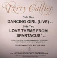 Terry Callier - Dancing Girl (Live) / Love Theme From Spartacus