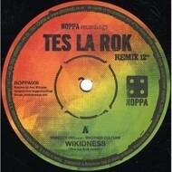 Tes La Rok - Wikidness / Drunken Master (Remixes)