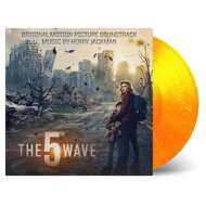 Henry Jackman - The Fifth Wave (Soundtrack / O.S.T.) [Yellow Vinyl]
