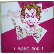 The Concrete Beat - I Want You !