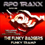 The Funky Badgers - Funky Tramp