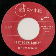 The Jive Turkeys - Get Down Santa / Funky Jesus