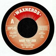 The Realmatics / Mark - One - Made You Look / I Know You Got Soul
