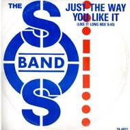 The S.O.S. Band - Just The Way You Like It (Like It Long Mix)