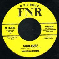 The Soul Surfers - Soul Surf / Tornado