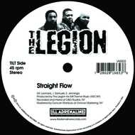 The Legion - Straight Flow / Automatic Systematic