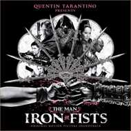 Various (Quentin Tarantino presents) - The Man With The Iron Fists (Soundtrack / O.S.T.) (Silver Vinyl)