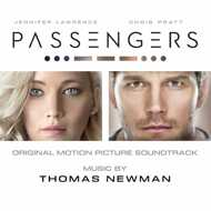Thomas Newman - Passengers (Soundtrack / O.S.T.) [Green Vinyl]