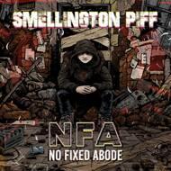 Smellington Piff - NFA (No Fixed Abode) [Black Vinyl]
